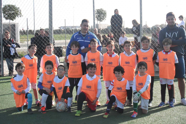 futbol escolar: