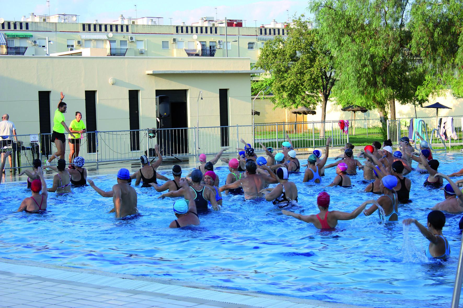 piscinas en verano deporte y diversi n